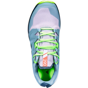 adidas TERREX Agravic Trailrunning Schoenen Dames, purple tint/legacy blue/signal green
